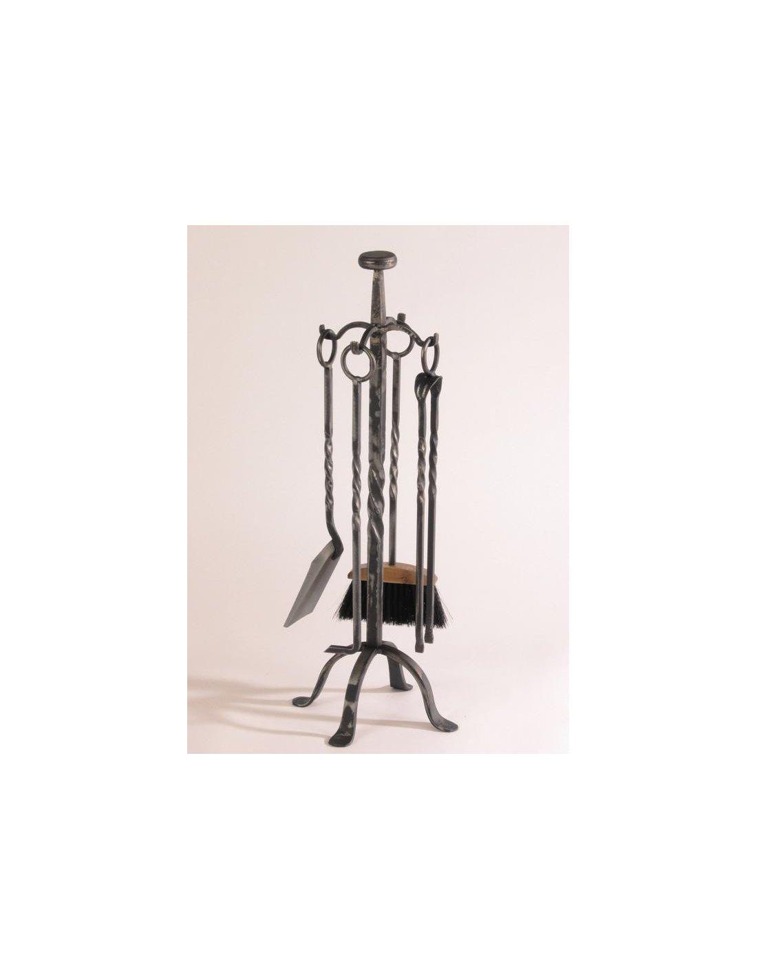 Juego de accesorios para chimenea iberica del fuego - Accesorios para chimeneas de lena ...