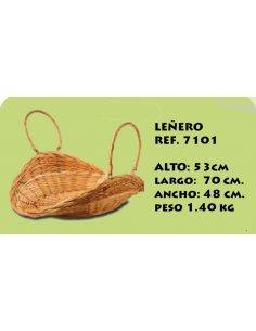 LEÑERO FIBRA NATURAL